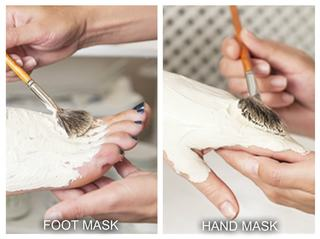 Foot & Hand Mask